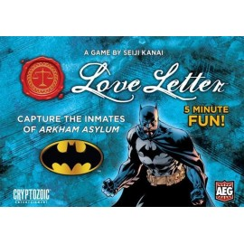 Love Letter Batman Clamshell Edition