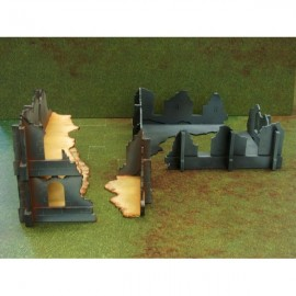 Modular Ruin Pack Set 1 and 2