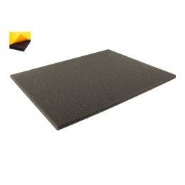 10mm (0,4 Inch) Figure Foam Tray full-size Bottom / Topper self-adhesive