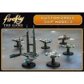 Firefly Customizable Resin Ships