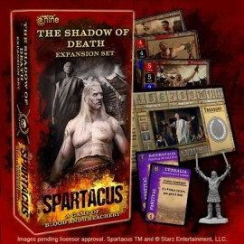Spartacus Shadow of Death Expansion