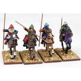 Mounted Ghulams Hearthguards