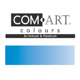 Com-Art Opaque Pthalo Blue 1oz (28 ml)