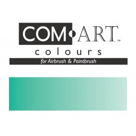 Com-Art Opaque Pthalo Green 1oz (28 ml)