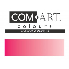 Com-Art Opaque Carmine 1oz (28 ml)