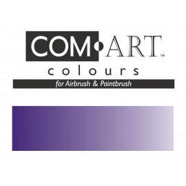 Com-Art Opaque Violet 1oz (28 ml)