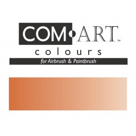 Com-Art Opaque Burnt Sienna 1oz (28 ml)