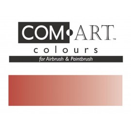 Com-Art Opaque Indian Red 1oz (28 ml)