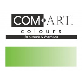 Com-Art Opaque Lime Green 1oz (28 ml)