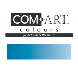 Com-Art Opaque Mineral Blue 1oz (28 ml)