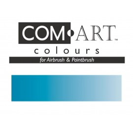 Com-Art Opaque Blue Green 1oz (28 ml)