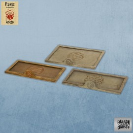 Buke Movement Tray Set
