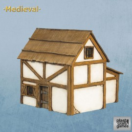 Medieval House With Annex