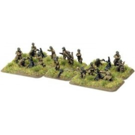 French Mortar Platoon