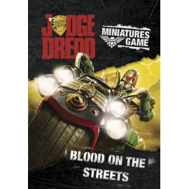 Blood on the Streets - Judge Dredd supplement