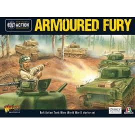 Armoured Fury Bolt Action Tank War Starter Set
