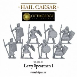 Hittite Levy Spearmen