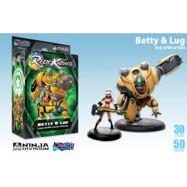 Betty and Lug