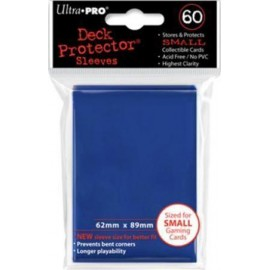 Small Blue Deck Protector