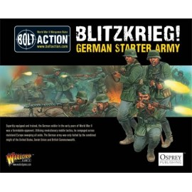 Blizkreig German Starter Army