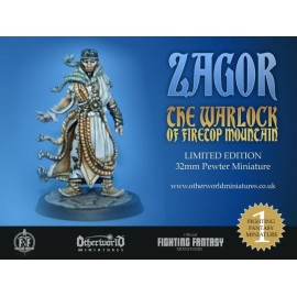 Zagor The Warlock of Firetop (Limited Edition)
