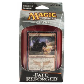 MTG: Fate Reforged Intro Pack - Red - Stampeding Hordes