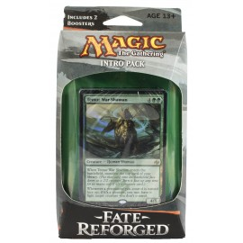 MTG: Fate Reforged Intro Pack - Green - Surprise Attack