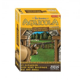 Even More Buildings Big and Small Agricola