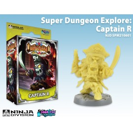 Super Dungeon Explore Captain R Booster