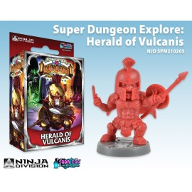 Super Dungeon Explore Herald Of Vulcanis Booster