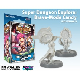 Super Dungeon Explore Brave-Mode Candy Booster