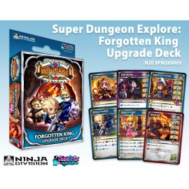 Super Dungeon Explore Forgotten Kingdom Upgrade Pack