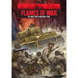 Flames of War Rule Book, 2nd Edition (280 pages)