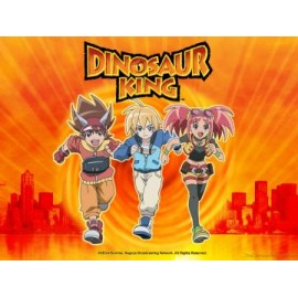 Dinosaur King - Dinotector Showdown Booster