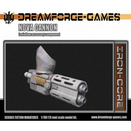 15mm Nova Cannon Leviathan Weapon