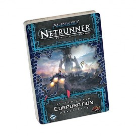 Android Netrunner LCG: System Crash Corp Draft Pack
