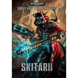 Codex: Skitarii - English