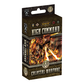 Warmachine High Command: Colossal Warfare Expansion