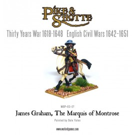 James Graham, The Marquis of Montrose