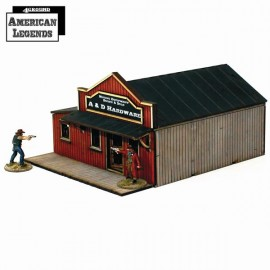 DMH: A&D Hardware Store