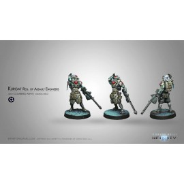 Combined Army Morat Kurgat Assault Engineer
