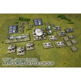Covenant of Antarctica Armoured Battle Group v2.0