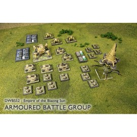 Empire of the Blazing Sun Armoured Battle Group v2.0