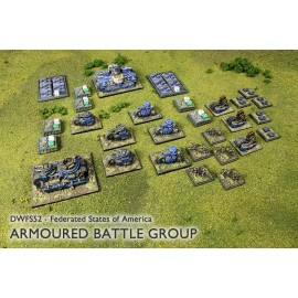 Federated States of America Armoured Battle Group v2.0