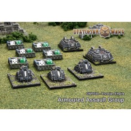 Prussian Empire Armoured Assault Group