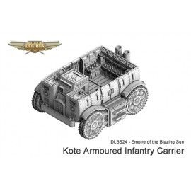 Empire of the Blazing Sun KoteArmoured Carrier