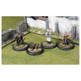 Prussian Empire Heroes Of The Empire Set