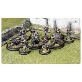 Prussian Empire Grenadier Infantry Expansion Set