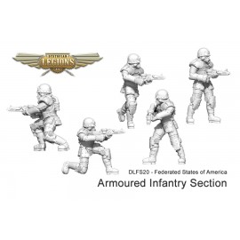 Federated States Armoured Infantry Section