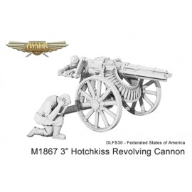 Federated States of AmericaM18673 Hotchkiss RevolvingCannon